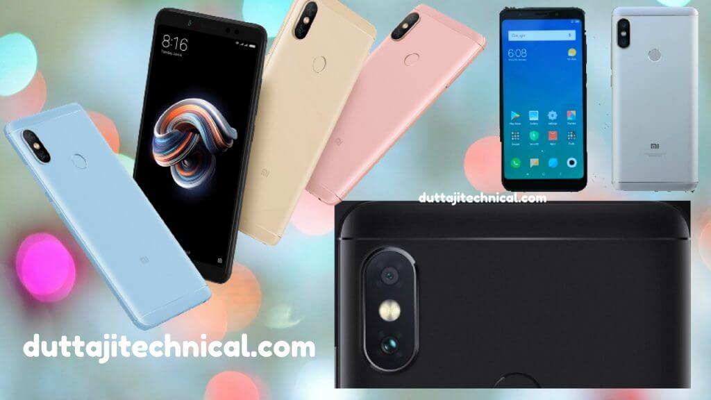 Xiaomi Redmi Note 5 Pro | Specifications | Full Overview