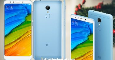 Xiaomi Redmi 5 Specification And Full Overview