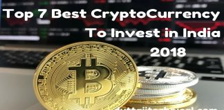 Top 7 Best CryptoCurrency to Invest in India