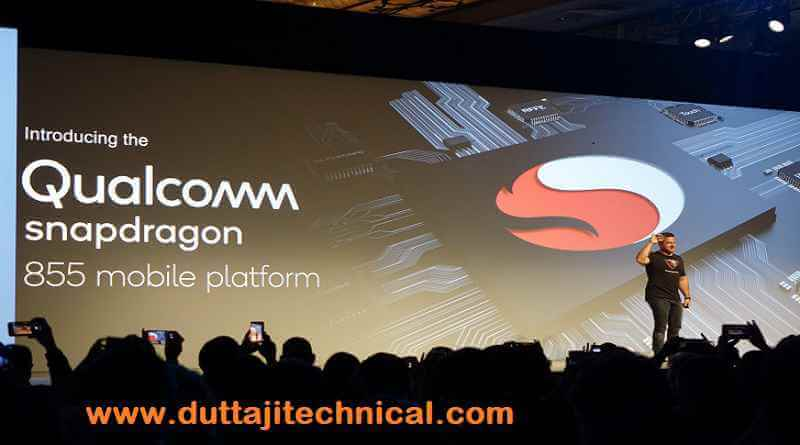Qualcomm Snapdragon 855 vs Snapdragon 845